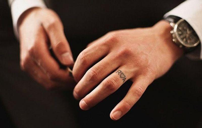 As melhores tatuagens de aliança de casamento 05
