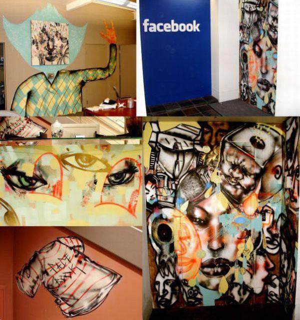 Grafiteiro que escolheu ações de Facebook agora é milionário 11
