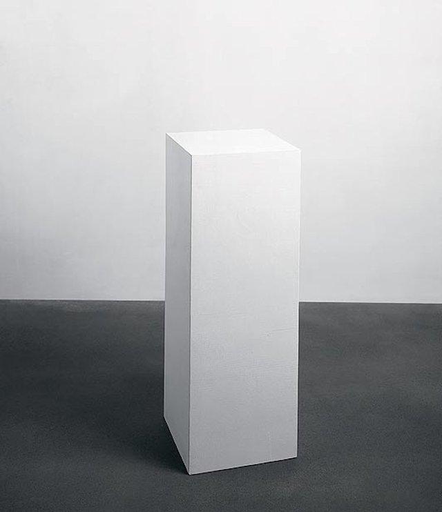 Galería londrina monta exposição de obras invisíveis