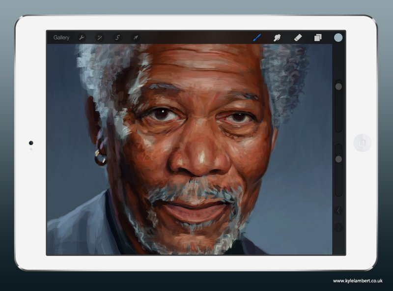 Esta imagem de Morgan Freeman não é o que parece 04