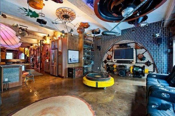Apartamento Steampunk em Nova Iorque pode ser seu por 2.800.000 reais 01