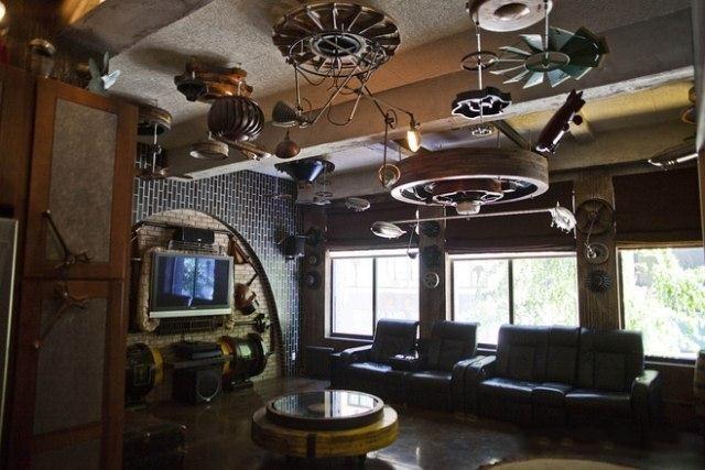 Apartamento Steampunk em Nova Iorque pode ser seu por 2.800.000 reais 03