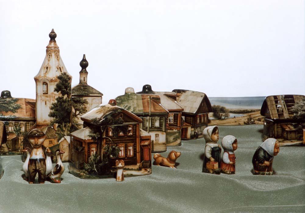 A arte barroca em porcelana de Andrei Cherkasov 03