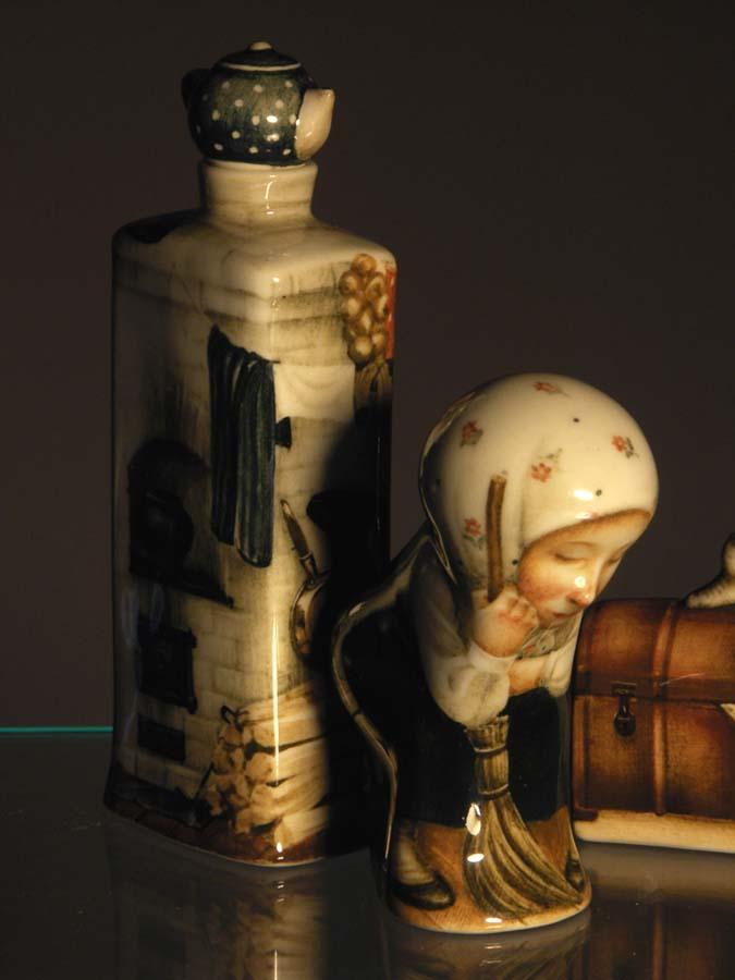 A arte barroca em porcelana de Andrei Cherkasov 26