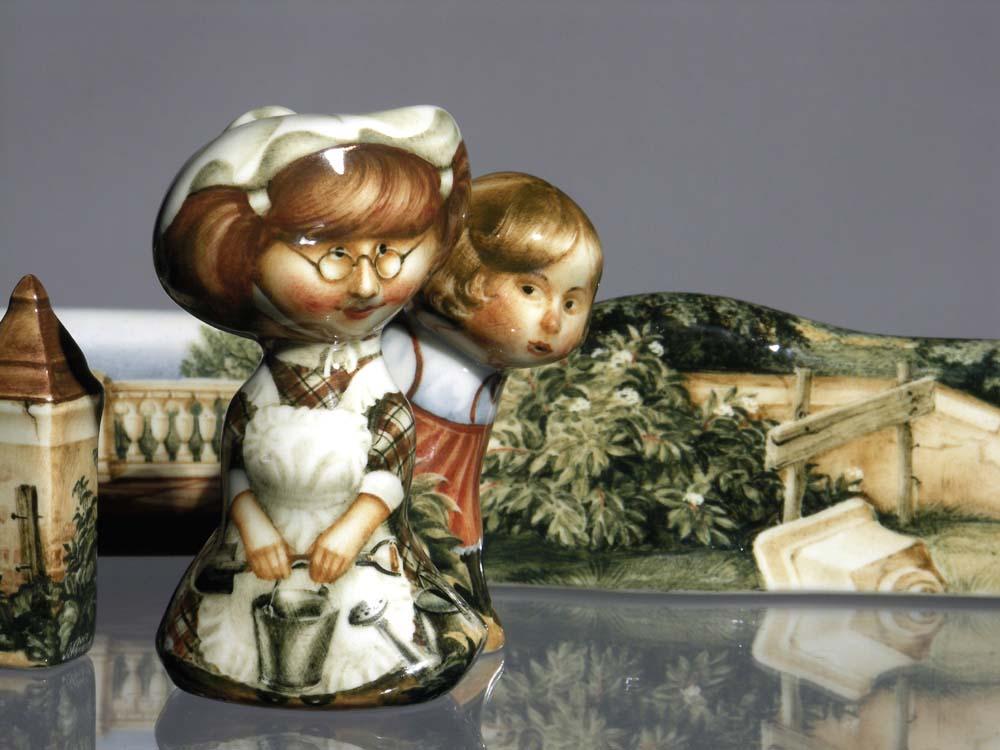 A arte barroca em porcelana de Andrei Cherkasov 31