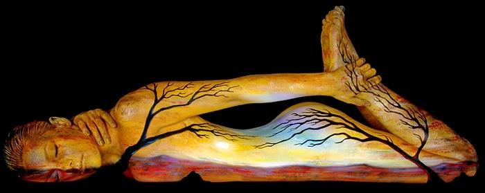Arte do corpo de Craig Tracy  06