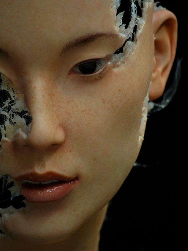 As esculturas incrivelmente hiper-realistas de Jamie Salmon 02