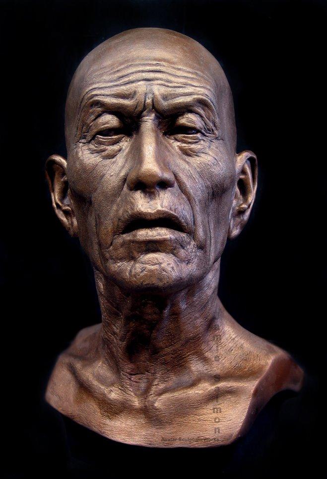 As esculturas incrivelmente hiper-realistas de Jamie Salmon 16