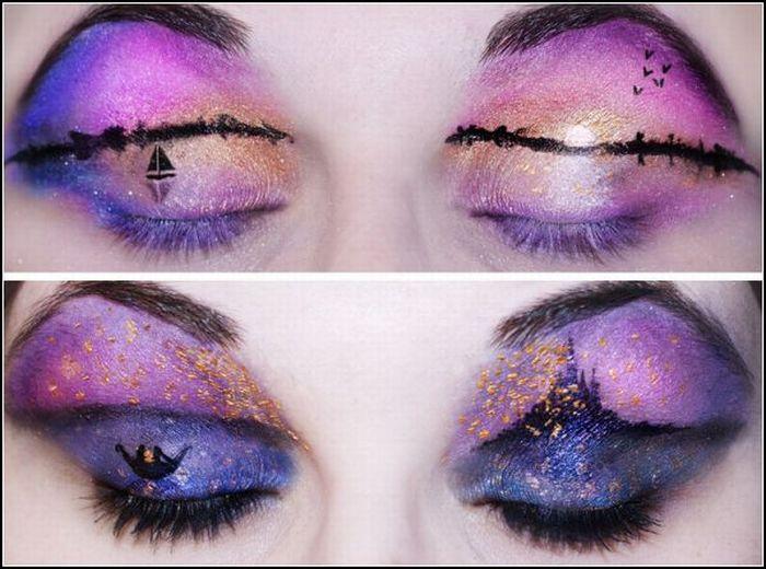 A arte da maquiagem 01