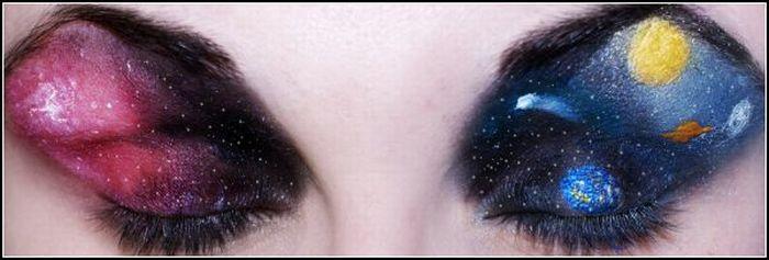 A arte da maquiagem 04