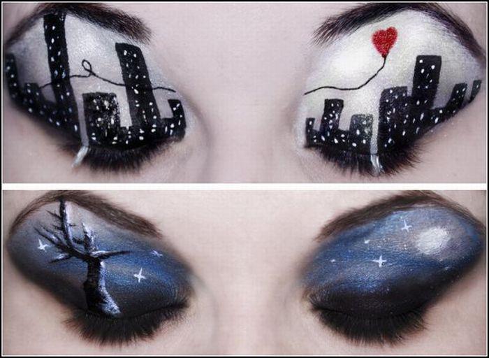 A arte da maquiagem 05