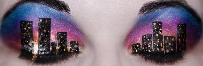 A arte da maquiagem 06
