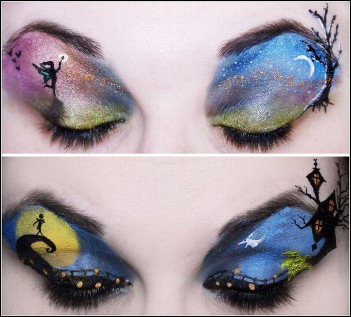 A arte da maquiagem 07
