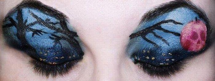 A arte da maquiagem 09