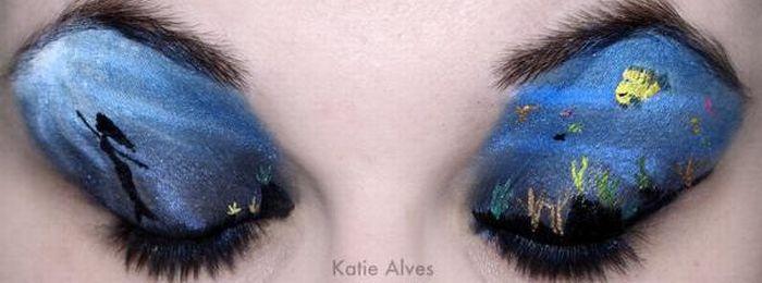 A arte da maquiagem 13