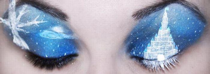A arte da maquiagem 15