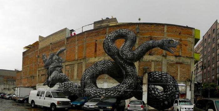 50 exemplos bacanas de arte de rua 06