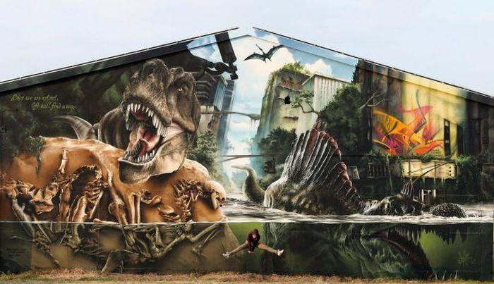 50 exemplos bacanas de arte de rua 09