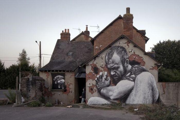50 exemplos bacanas de arte de rua 12
