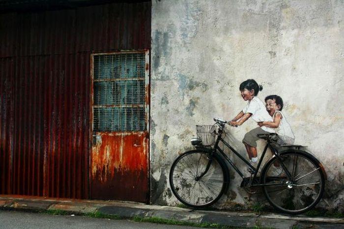 50 exemplos bacanas de arte de rua 13