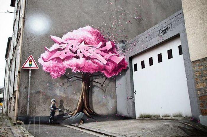 50 exemplos bacanas de arte de rua 18