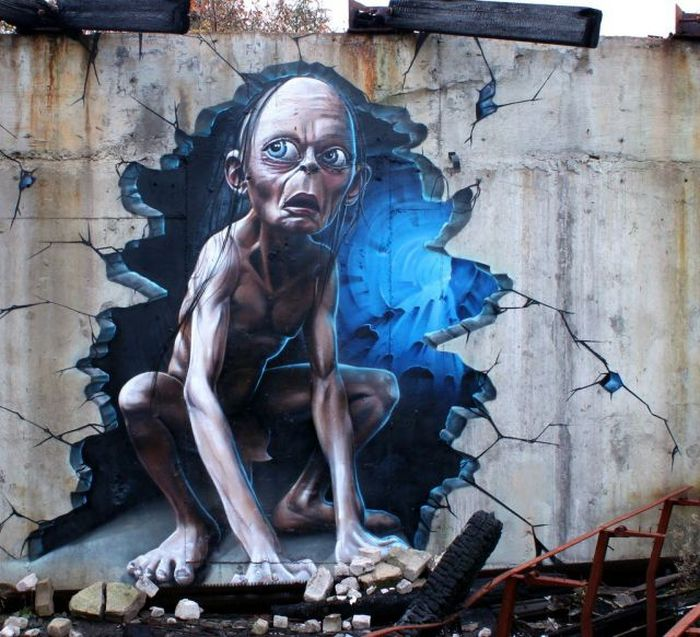 50 exemplos bacanas de arte de rua 19