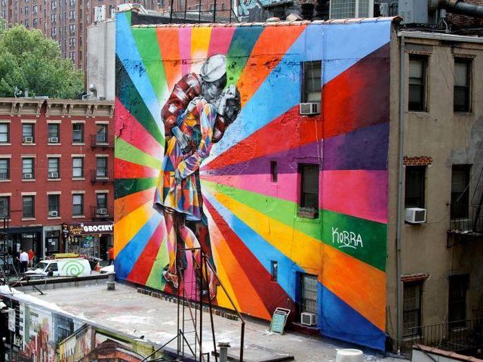 50 exemplos bacanas de arte de rua 21