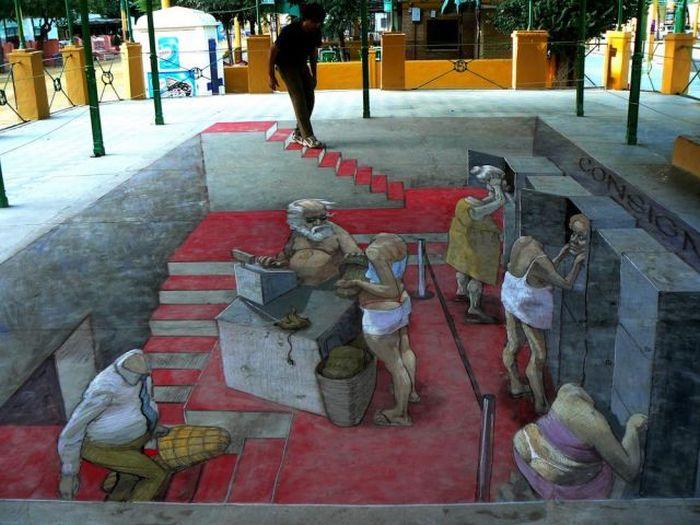 50 exemplos bacanas de arte de rua 25
