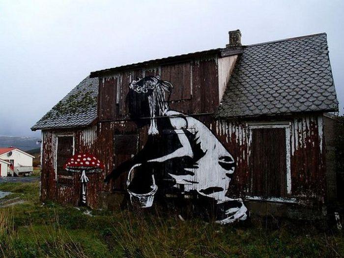 50 exemplos bacanas de arte de rua 30