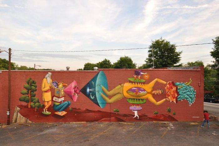 50 exemplos bacanas de arte de rua 31