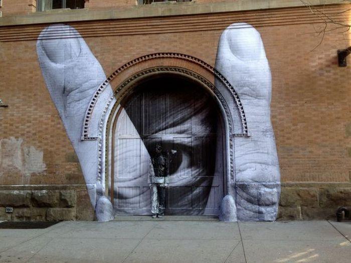 50 exemplos bacanas de arte de rua 32