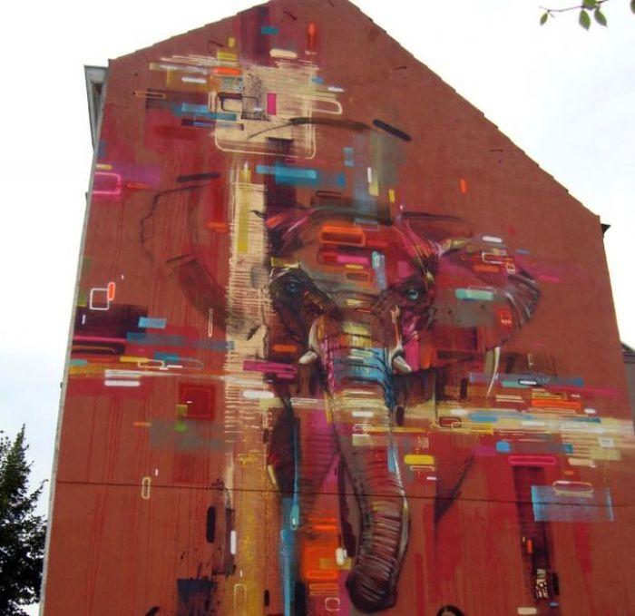 50 exemplos bacanas de arte de rua 33