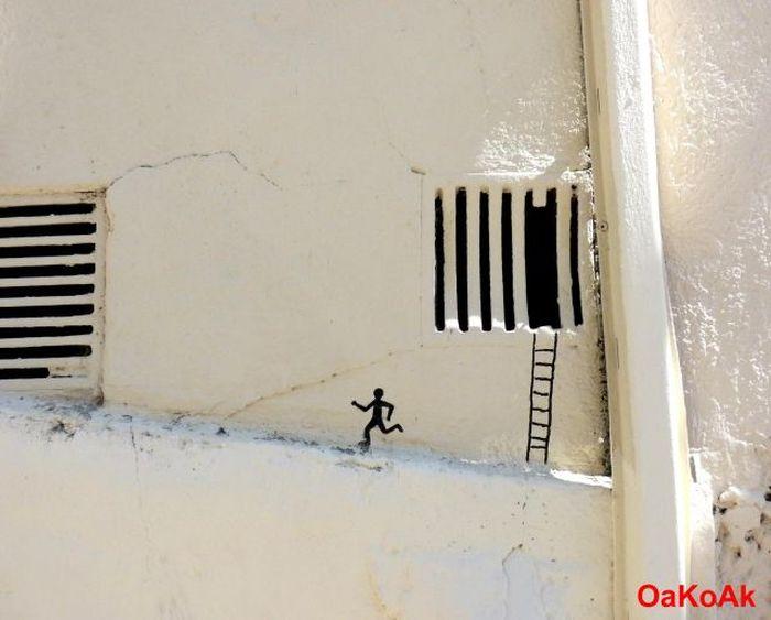 50 exemplos bacanas de arte de rua 38