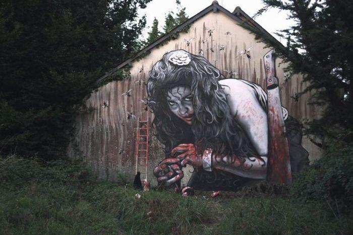 50 exemplos bacanas de arte de rua 40