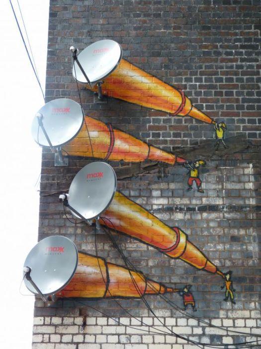 50 exemplos bacanas de arte de rua 42