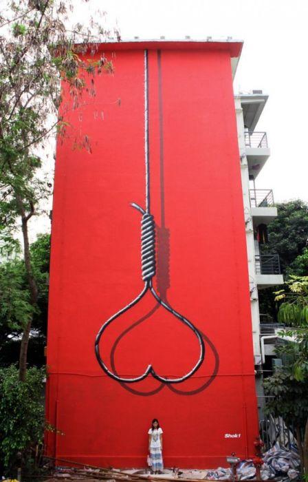 50 exemplos bacanas de arte de rua 49