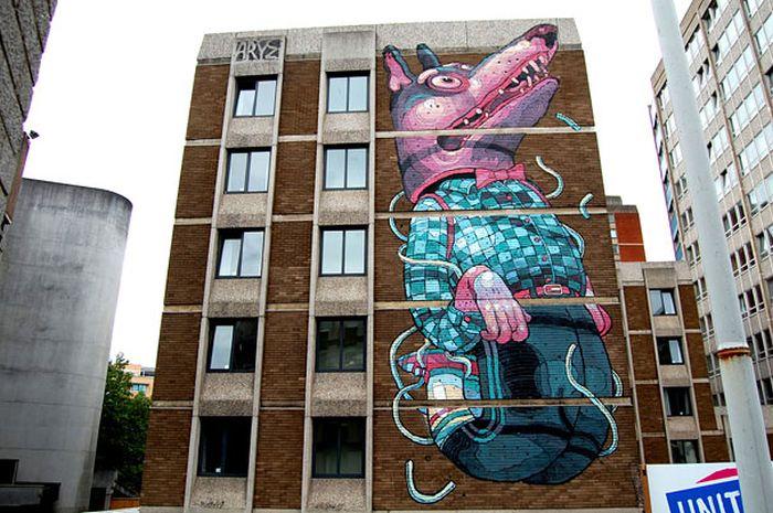 Belos murais urbanos 04