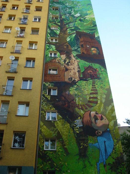 Belos murais urbanos 09