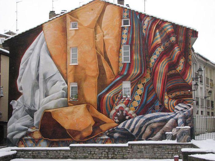 Belos murais urbanos 10