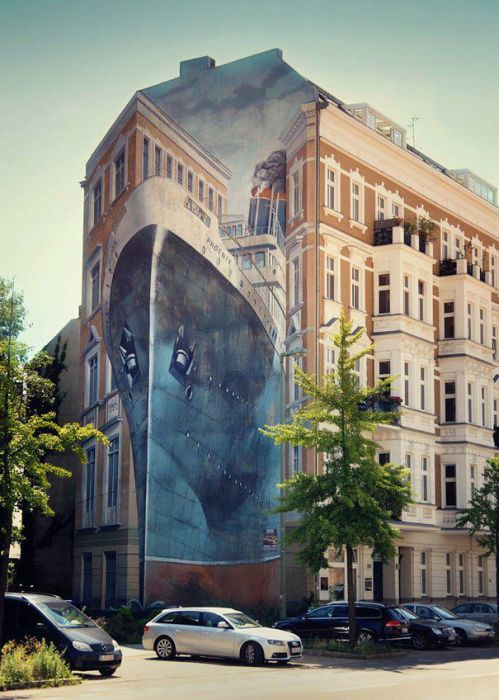 Belos murais urbanos 14