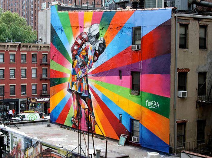 Belos murais urbanos 16
