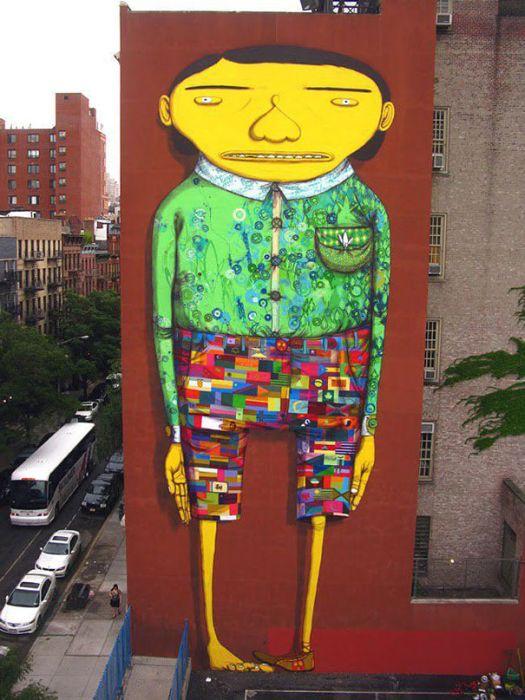 Belos murais urbanos 20