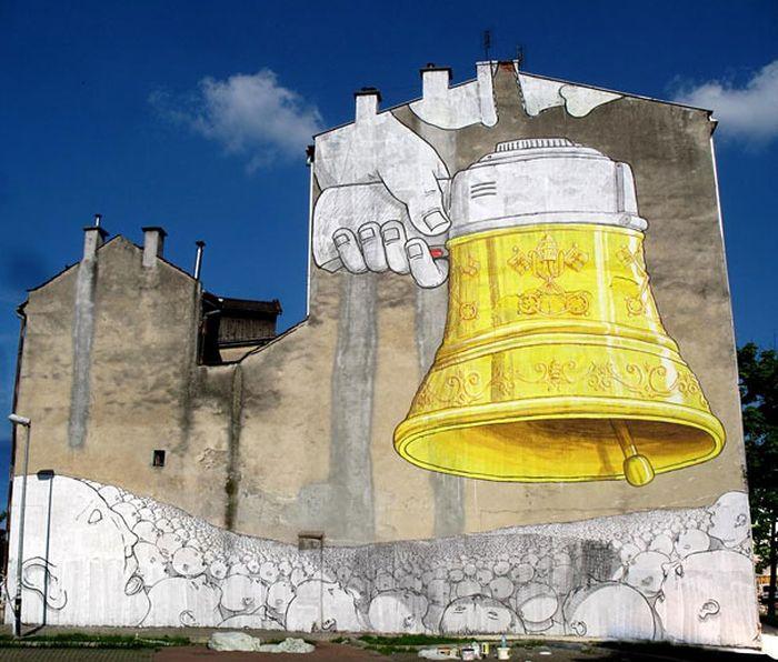Belos murais urbanos 24