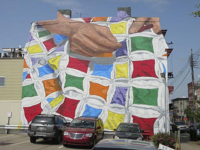 Belos murais urbanos 28