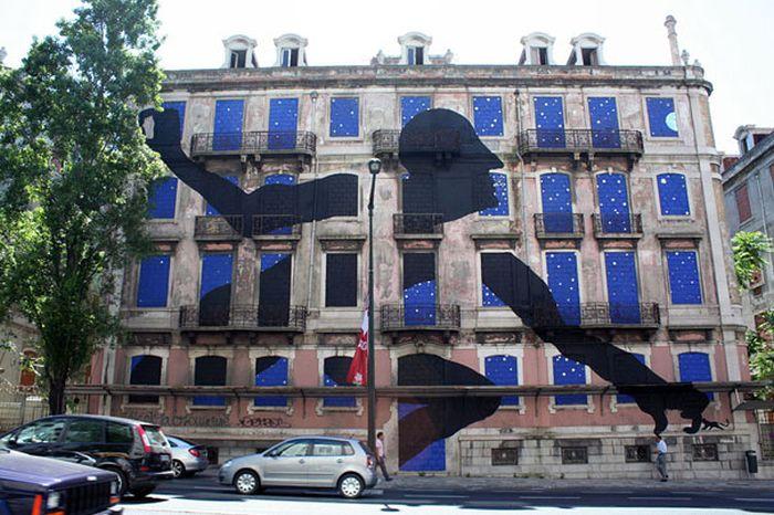 Belos murais urbanos 30