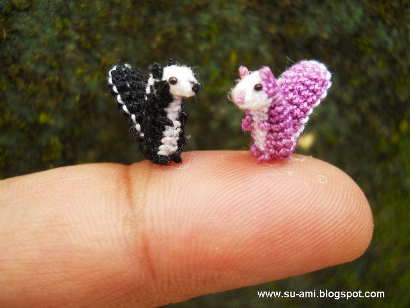 Família de artesãos vietnamitas cria fiéis reproduções de animais em crochê 20