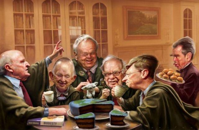 As excelentes caricaturas de celebridades de Jason Seiler 08