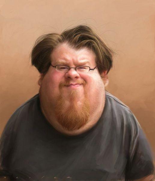 As excelentes caricaturas de celebridades de Jason Seiler 23
