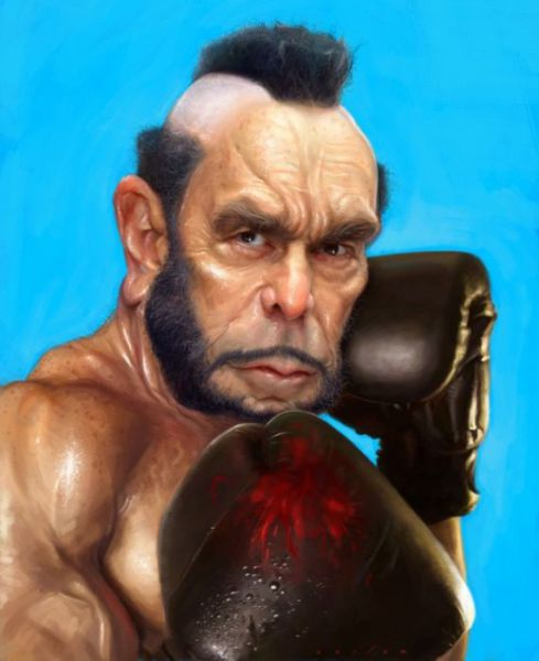 As excelentes caricaturas de celebridades de Jason Seiler 30