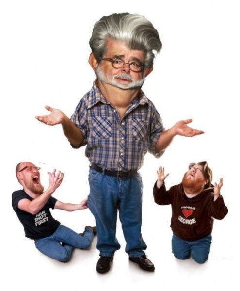 As excelentes caricaturas de celebridades de Jason Seiler 33